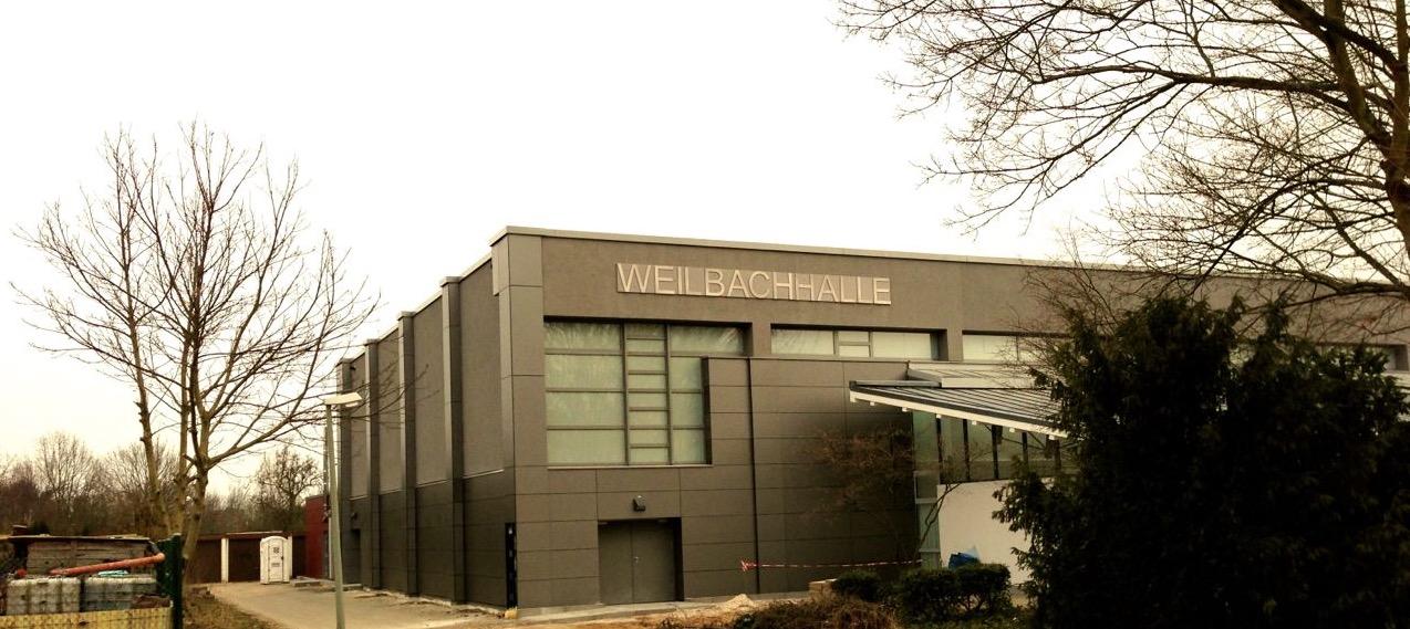 Standort Weilbachhalle