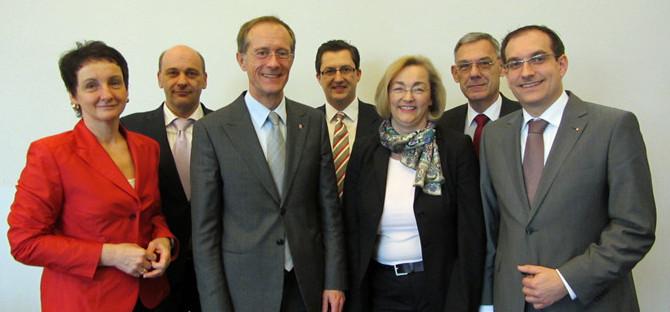 Kreisparteitag der CDU Main-Taunus am 11. März 2014