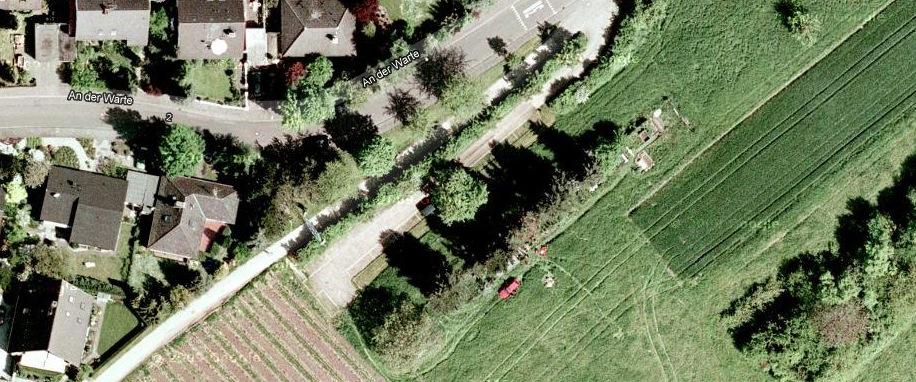 Wickerer CDU fordert Erweiterung des Parkplatzes für die Warte