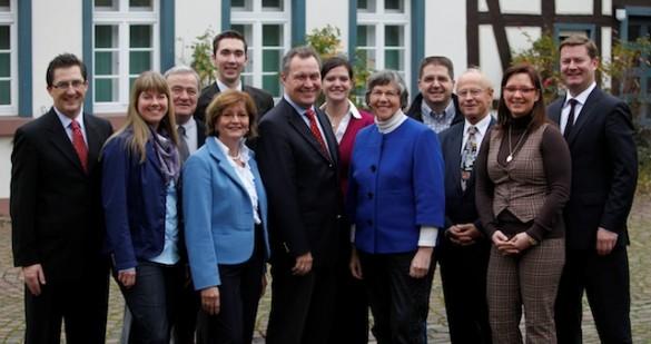 Heftige Debatten in den Ortsbeiräten von Weilbach um Wicker zur Zukunft der Verwaltungsstellen