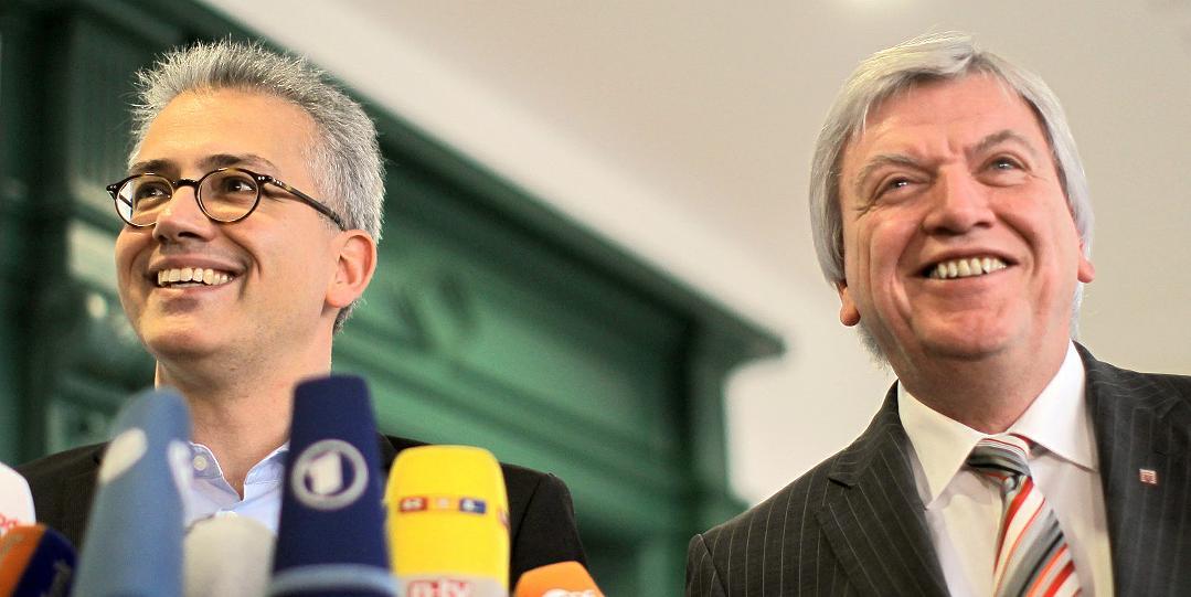 Hoffnung der Flörsheimer CDU auf schwarz-grüne Koalitionsgespräche