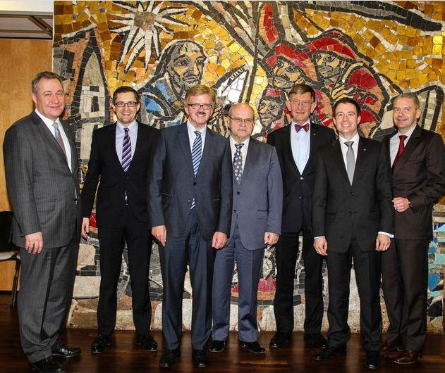 Main-Spitze: Neujahrsempfang der Flörsheimer CDU