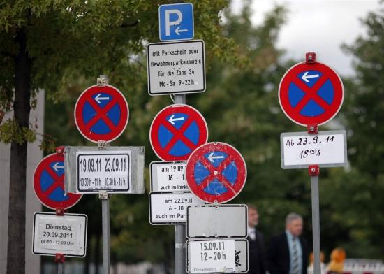 Flörsheimer CDU weiter für Reduzierung des Schilderwalds aktiv