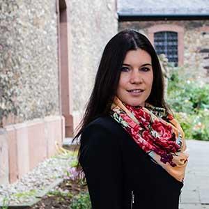Luana Schnabel aus Wicker ist die Idealbesetzung.