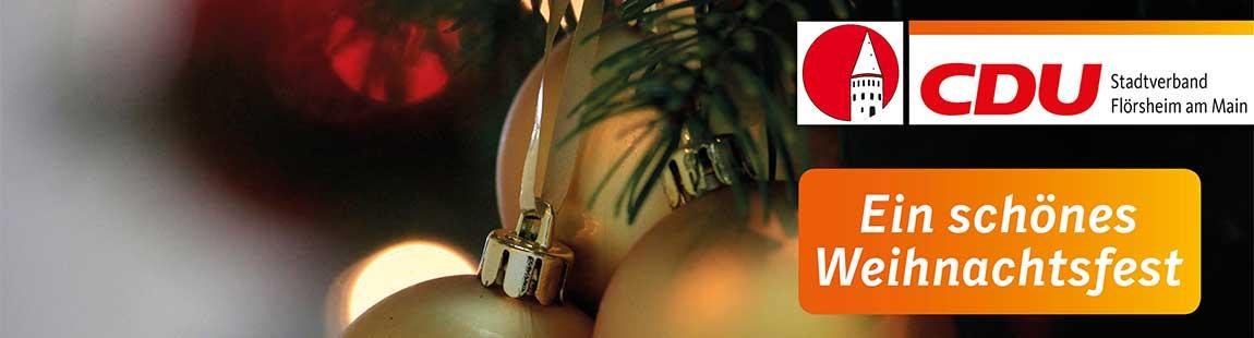 Wir wünschen eine fröhliche Weihnacht!