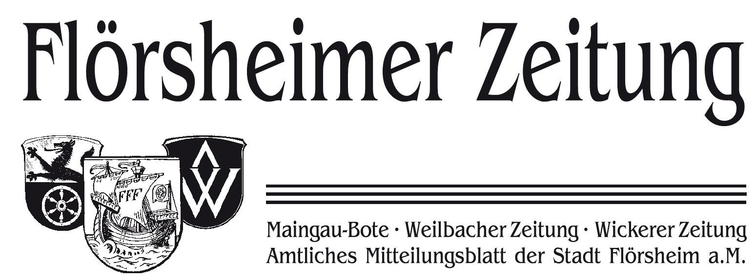Flörsheimer Zeitung, Logo