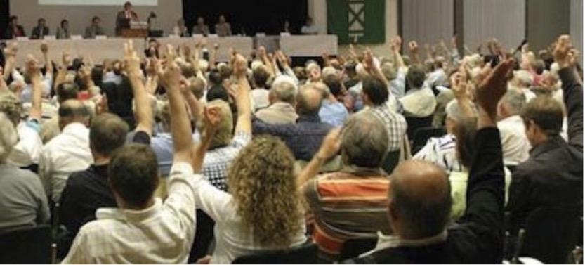 Bürgerversammlung am 24. August 2017