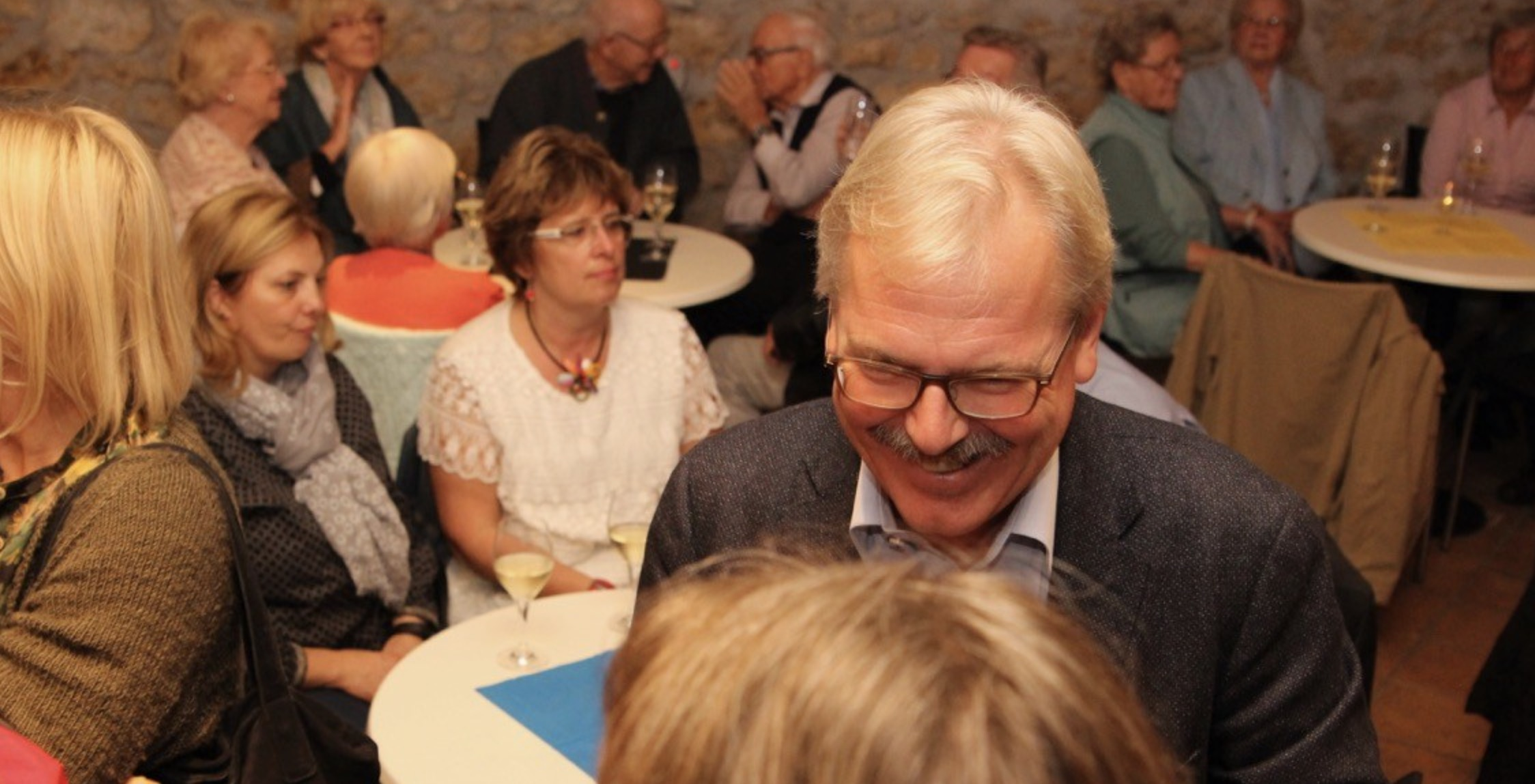 Impressionen Weck, Worscht und Woi mit Bernd Blisch