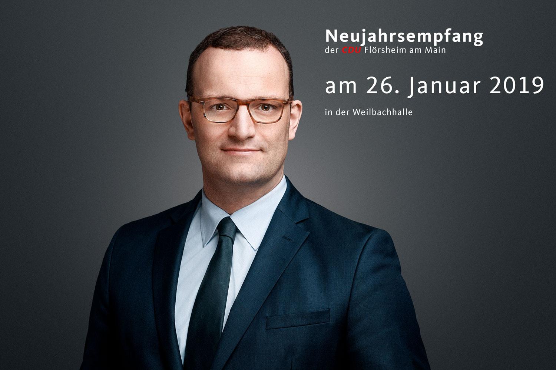 Neujahrsempfang 2019 mit Jens Spahn