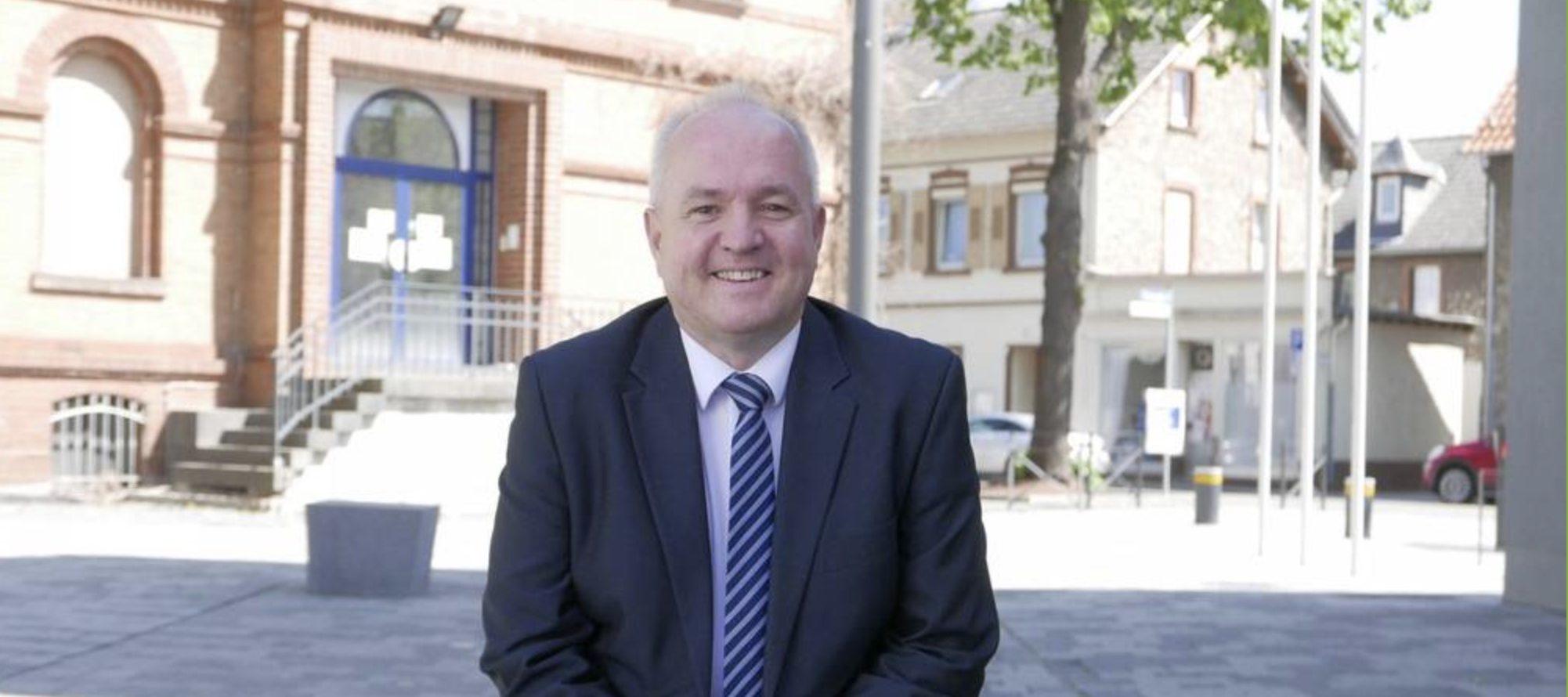 Michael Kröhle will Flörsheimer Stadtverordnetenvorsteher werden