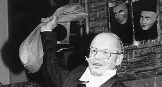 Norbert Hegmann (hier im Jahr 1998) war ehemals Erster Stadtrat. Foto: Archiv