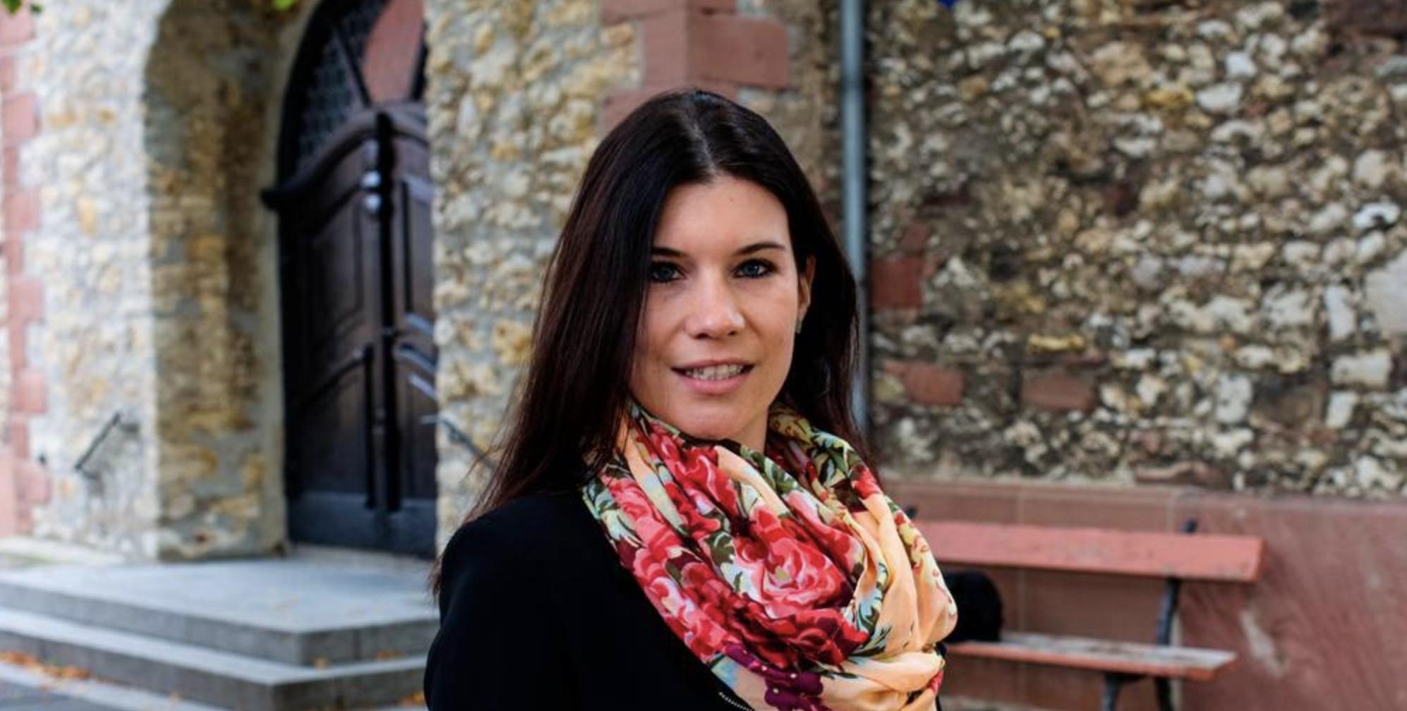 Eine Frau für Wicker: Luana Schnabel (CDU) will Ortsvorsteherin werden