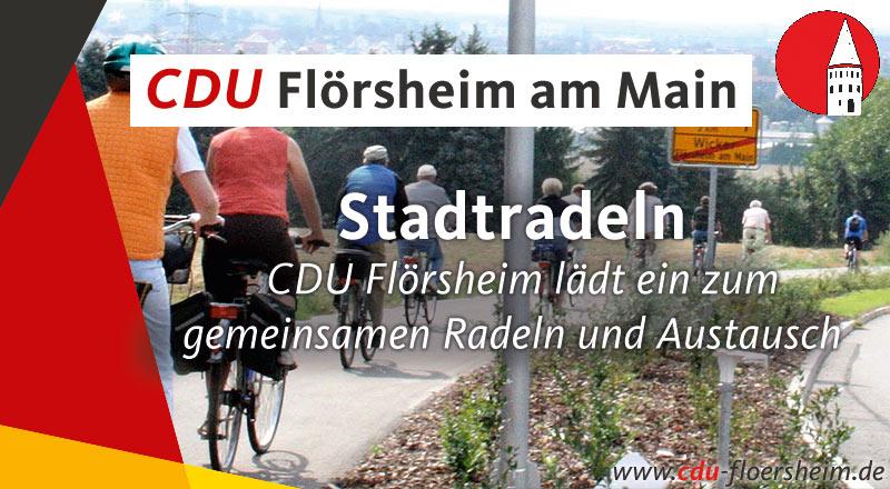 Stadtradeln: CDU radelt für den Klimaschutz