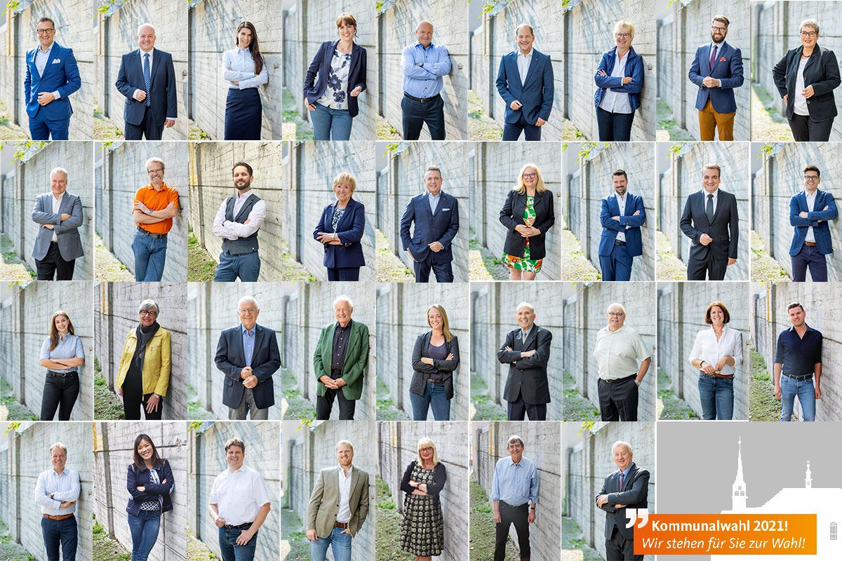 Kommunalwahl 2021: Unsere Kandidaten für die Flörsheimer Stadtverordnetenversammlung