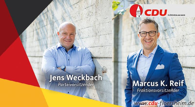 CDU Flörsheim freut sich über finanzielle Hilfen für Hessens Kommunen
