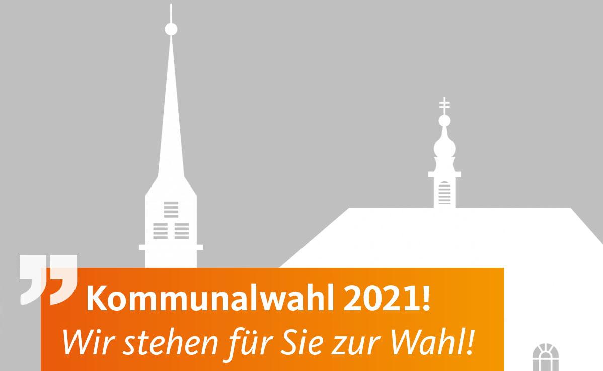 Kommunalwahl 2021: Unsere Kandidaten für die Ortsbeiräte unserer Stadt
