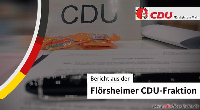Solide Finanzen ermöglichen Sondertilgung der Flörsheimer Schulden bei der Hessenkasse