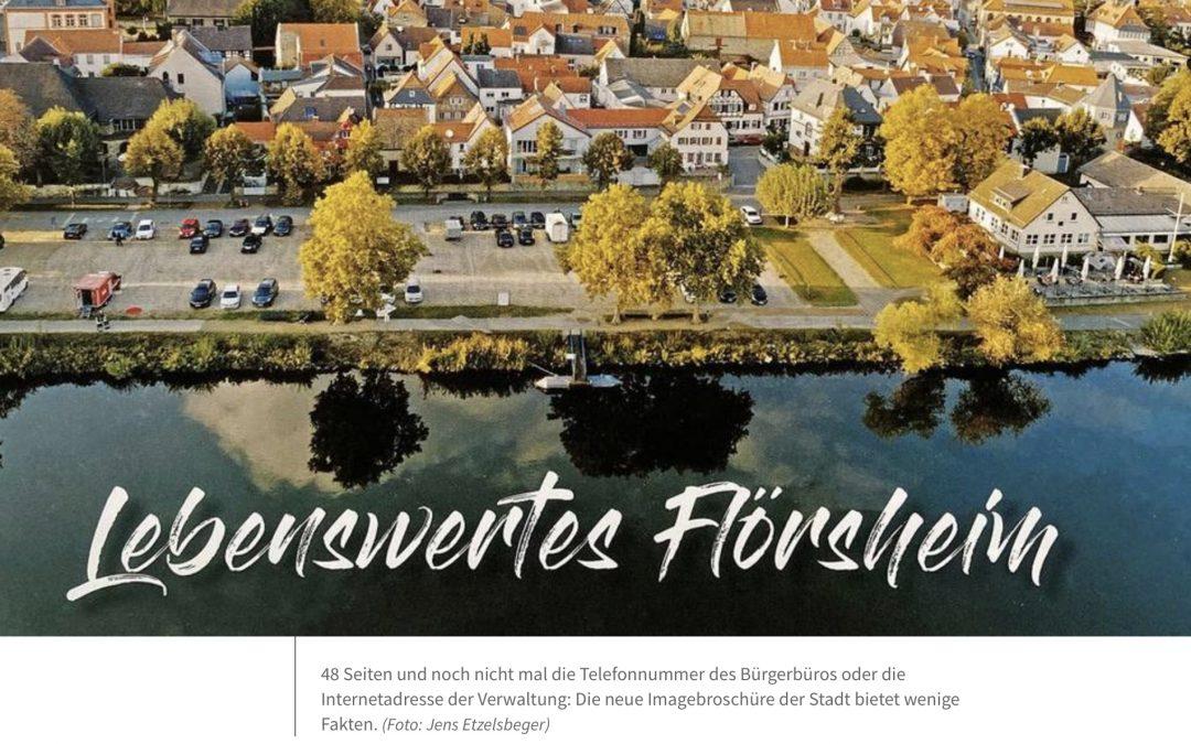 Flörsheimer Neubürgerbroschüre: Nützlich oder überflüssig?