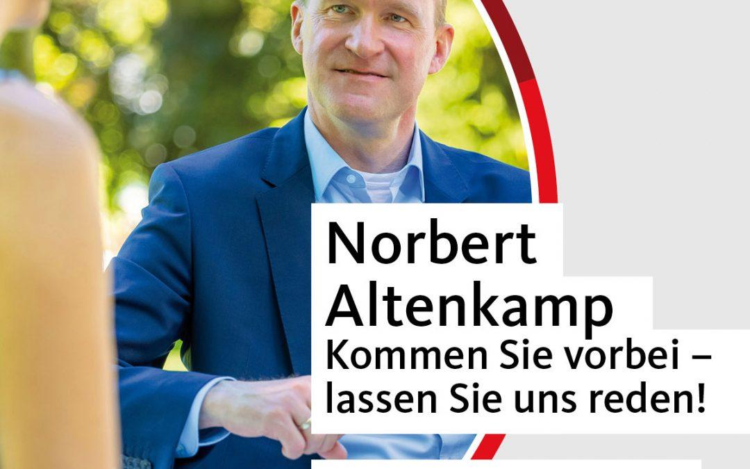 Auf ein Wort mit Norbert Altenkamp